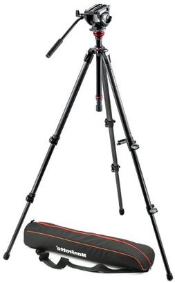 Manfrotto MVH500AH 755CX3 Lightweight Fluid Video System wit