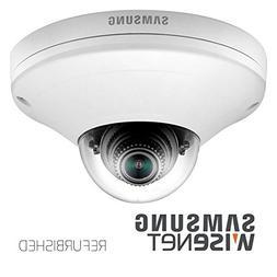 Samsung Network PoE Micro Dome Camera SNV-6013 | Full HD, 2.