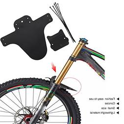 New!DEESEE1Pair Bicycle Lightest MTB Mud Guards Tire Tyre Mu