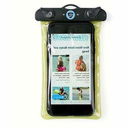New Dry Bags Wave Waterproof Phone Case - Universal Pouch Sp