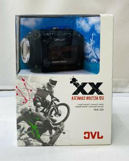 NEW JVC GC-XA1 ADIXXION HD ACTION VIDEO CAMERA WITH 1.5-INCH