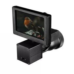 Night Vision HD 1080P 4.3 Inch Display Siamese Scope Video C