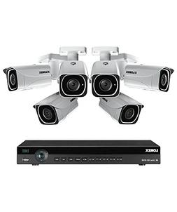 Lorex 8 channel NR9082 4K home security system with 6 8MP 4K