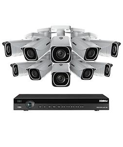Lorex 16 channel NR9163 4K home security system with 10 8MP