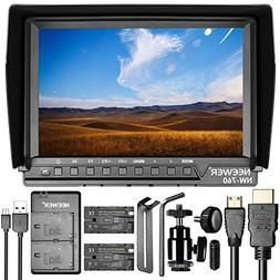 Neewer NW-760 Field Monitor Ultra-thin 7 inches IPS Screen 1