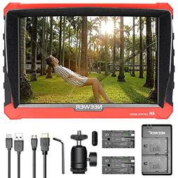 Neewer NW-A7S Camera Field Monitor Kit Includes: 7-inch 4K 1