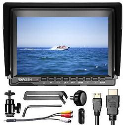 Neewer NW74K 7 Inch Ultra HD 4K 1280x800 IPS Screen Camera F
