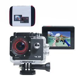 Simbans Okomax 4K Sports Action Video Camera + 11 Accessori