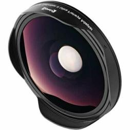 Opteka OPT-SC58FE Titanium Series 58mm 0.3X HD Super Fisheye