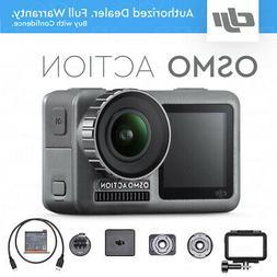 DJI Osmo Action 4K HDR Video Camera, RockSteady Stabilizatio