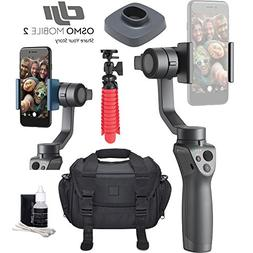 DJI Osmo 2 Mobile Handheld Smartphone Gimbal Stabilizer Vide