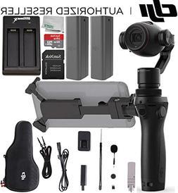DJI OSMO+ Plus Handheld Fully Stabilized 4K Camera Ultimate