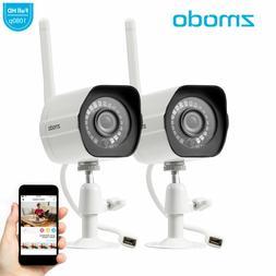 Zmodo Outdoor Wireless 4 720p WIFI Secur
