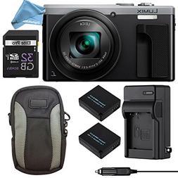 Panasonic LUMIX ZS60 4K Digital Camera ULTIMATE PRO BUNDLE