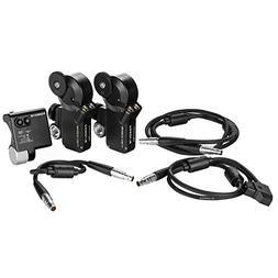 Ikan PDL-FZ Compact Focus & Zoom Control Kit  PDL-FZ, Black
