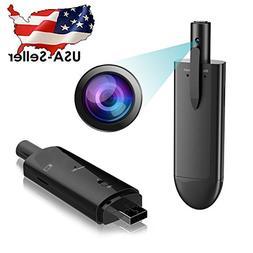 Pen Style Mini Pocket 720p High Definition HD Hidden Spy Sec