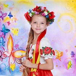 Allenjoy 5x7ft Photography Backdrop Spring Background Childl