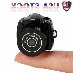 Pinhole Cameras Mini Small Cam Digital Video Hidden DVR Camc