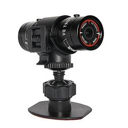 KINGEAR PL007 Mini Sports Camera 1080P Full HD Action Waterp
