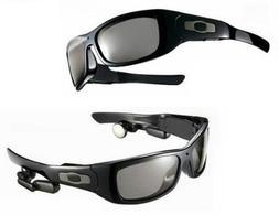 Polarized UV400 8GB 1280P HD DVR Video Camera MP3 Sunglasses