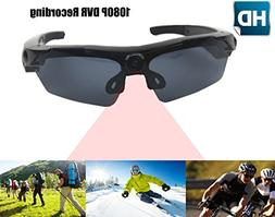 JOYCAM Video Recording Sunglasses with Full HD 1080P Camera
