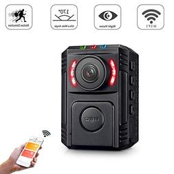 GZDL Police Body Camera with Night Vision for Law Enforcemen