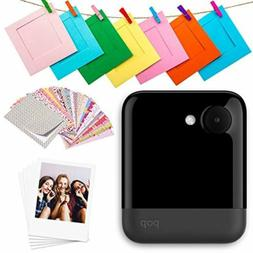 Polaroid POP 2.0-20MP Instant Print Digital Camera with 3.97