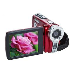 Popular Travel Portable 20MP 16x Zoom Digital Video Camera E