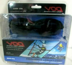 POV Action Video Camera Sunglasses 480p Micro SD Action Vlog