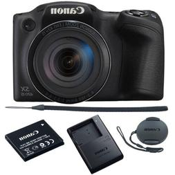 Canon PowerShot SX420 IS 20MP Digital Camera 42x Optical Zoo