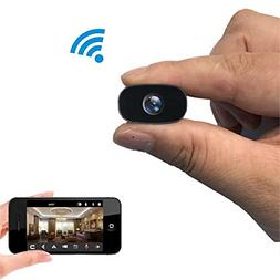 Practical Mini Hidden Cameras 1080P HD Tiny IP Camera Video