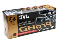 JVC Prohd Minidv M-dv63prohd - 63 Minute Mini Dv Pro Hd Digi