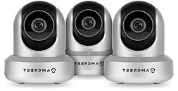Amcrest 3-Pack ProHD 1080P WiFi Wireless IP Security Camera