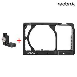 Andoer Protective Aluminum Alloy Video Camera Cage Stabilize