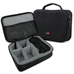 DURAGADGET Protective EVA Portable Case  for Besteker F5 108