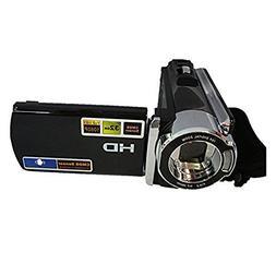 KINGEAR Puto PLD006 HD1080P 16MP Digital Video Camcorder Cam