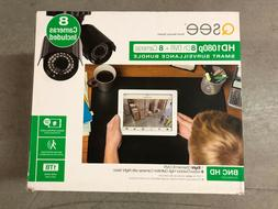 Q-SEE 8-Channel 1080p 1TB Video Surveillance DVR System w/ 8