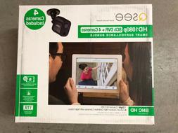Q-SEE 8-Channel 1080p 1TB Video Surveillance DVR System w/ 4