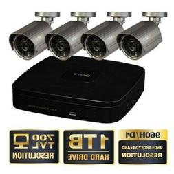Q-See 8 Channel Digital Video SECURITY S