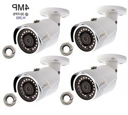 Q-See Camera  IP HD 4MP @ 30 FPS with H265