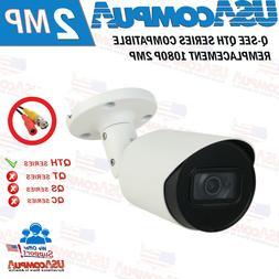 NEW Q SEE BULLET QTH8053B HD 1080p SURVEILLANCE CAMERA SECURITY INDOOR OUTDOOR