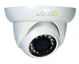 Q-See  QCA7204D-R 720p Analog HD Dome Security Camera