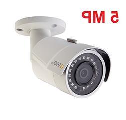 Q-See QCN8099B 5MP H.265 IP HD Bullet Security Camera 100 ft