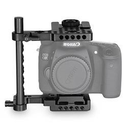 SMALLRIG QR VersaFrame Half Cage for Canon Nikon Camera, Mid