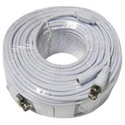 Q-see QSVRG100 Coaxial Video Cable * 100FT Q-SEE Shielded Vi