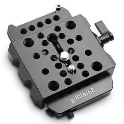 SMALLRIG Quick Release Plate Set, Dovetail Kit for ARRI Stan