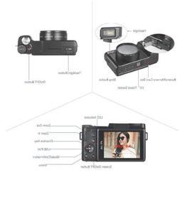 KINGEAR R2 HD 22 MP 3.0-Inch LCD Digital Camera with Digital
