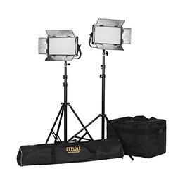Ikan RB5-2PT-KIT 2-Point Panel LED Light Kit Lights with Go