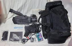 Sony Video Camera Recorder Video 8 Handycam CCD-F402