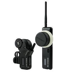Ikan Remote Air 3 Single Motor Wireless System  Black